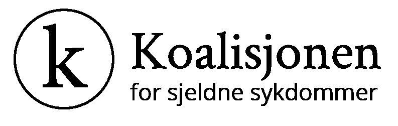 Logo - Koalisjonen for sjeldne sykdommer